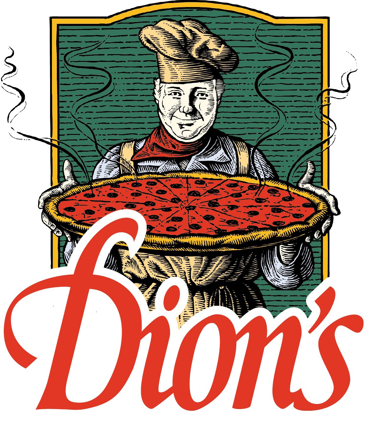 logo for Dion's